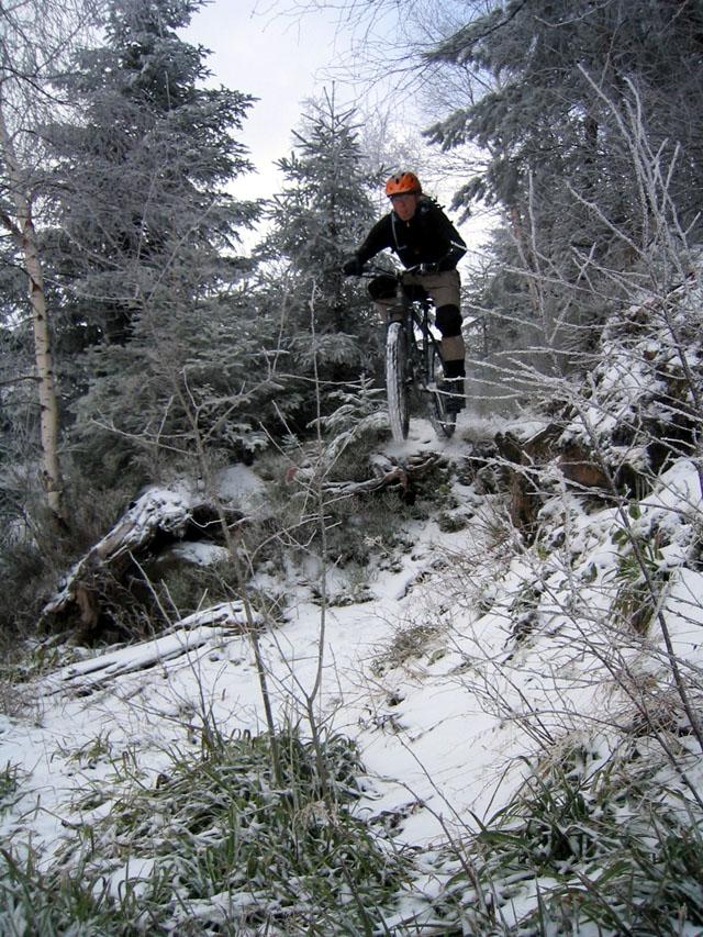 Gartenmobel Eisen Weiss : Pics vom Biken im Winter  Draussen!!!  Seite 2  MTBNewsde