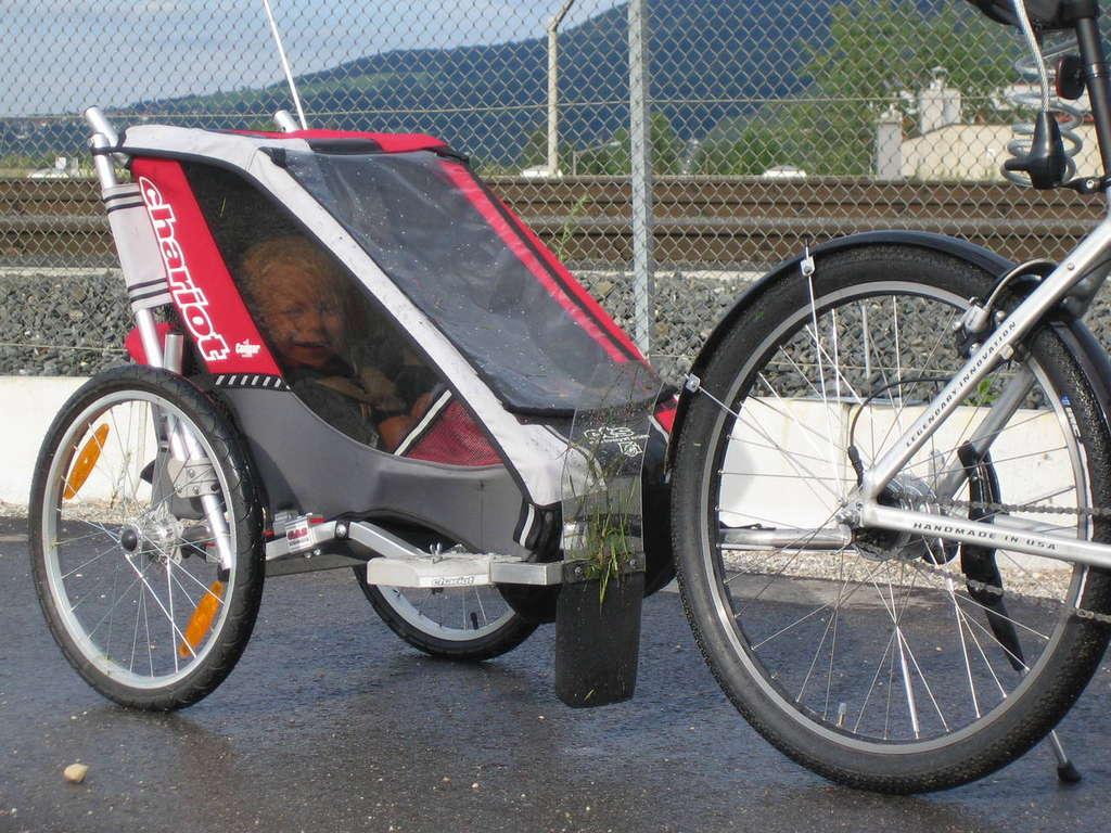 Chariot Adrians Motorblog