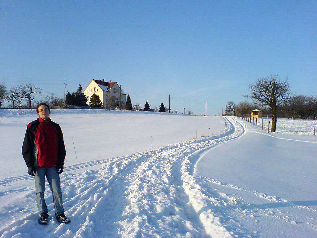 Gartenmobel Eisen Weiss : Pics vom Biken im Winter  Draussen!!!  Seite 4  MTBNewsde